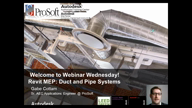 Revit MEP Duct / Pipe Systems
